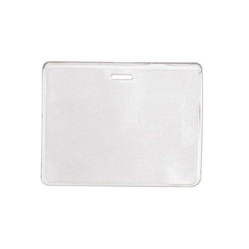 Horizontal Anti-Print Transfer Proximity Card Holders - 100pk (1840-5071), MyBinding brand Image 1