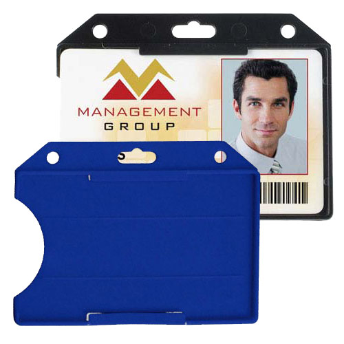 Rigid Plastic Id Holder Image 1
