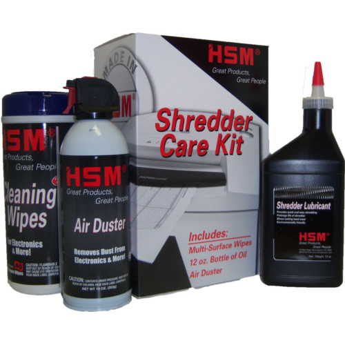 HSM 3123500 Shredder Care Kit (HSM-3123500) Image 1
