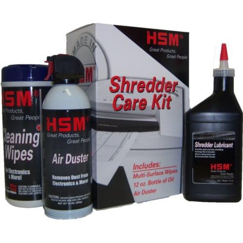 HSM 3123500 Shredder Care Kit (HSM-3123500), Brands Image 1