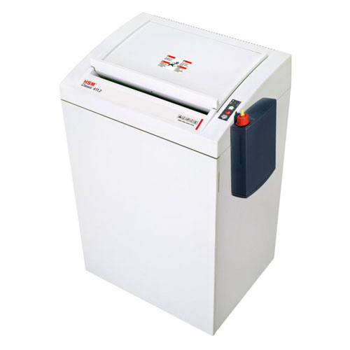HSM 411.2 Level P-7 High Security CC Auto Oiler Shredder (HSM15644) Image 1