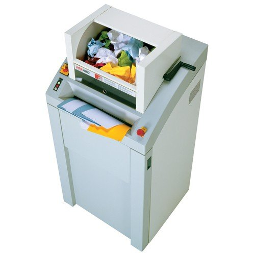 HSM 450.2cc Level P-4 Cross Cut Professional Paper Shredder (1503) - $10359.53 Image 1