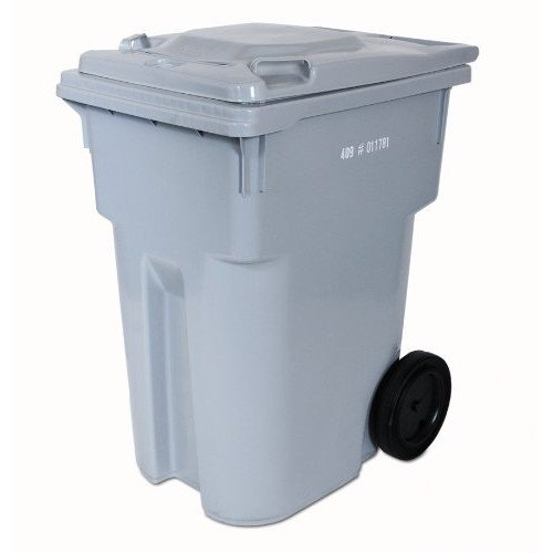 HSM 95 Gallon Shred Cart (HSM-95G-I360L-64-LS-720D) Image 1