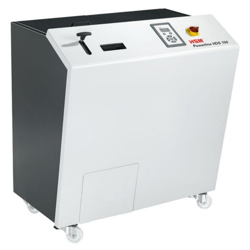 HSM HDS 150 Hard Drive & Multimedia Shredder (HSM1772-1) Image 1