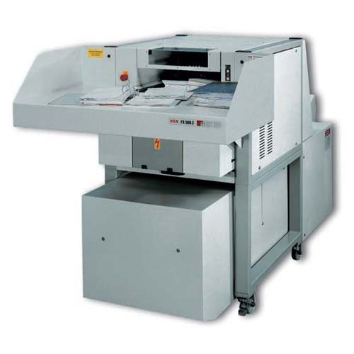 Gray Paper Shredder Image 1