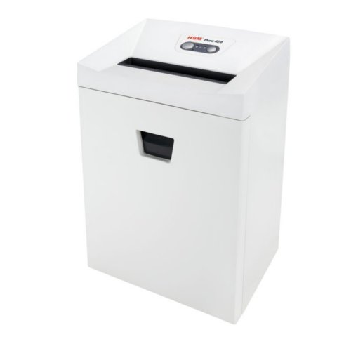 HSM Pure 420c Level P-4 Cross Cut Paper Shredder (HSM2343) Image 1