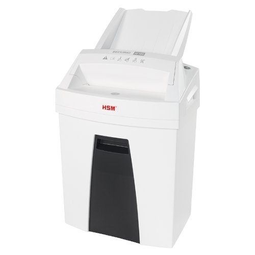 HSM Securio AF100 Auto-Feed 100-Sheet Cross-Cut Shredder (HSM2063)
