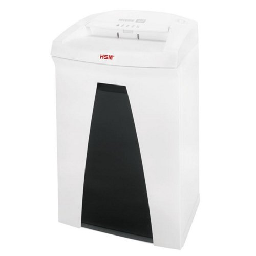 HSM Securio B22c Level P-4 Cross Cut Office Shredder (HSM-1833) Image 1