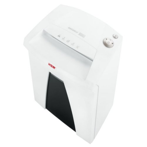 HSM Securio B24c Level P-6 Cross-Cut High-Security Shredder (HSM1785), HSM brand Image 1