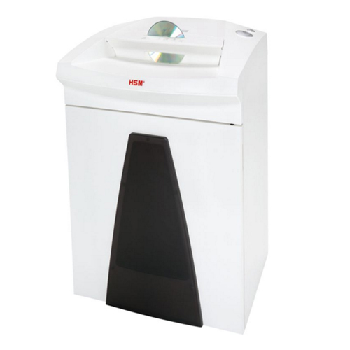 HSM of America Cross Cut Paper Shredder Image 1