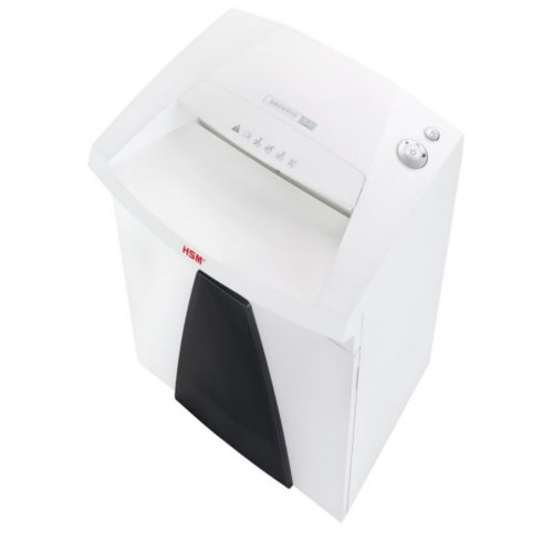 Level Cross Cut High Security Paper Shredder Image 1