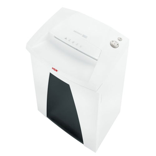 HSM Securio B32c Level P-5 Micro-cut 11 - 13 Sheet Shredder (HSM1822), HSM brand Image 1