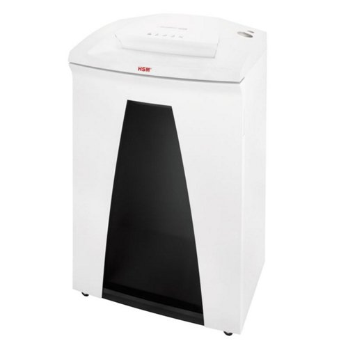Level Cross Cut Office Paper Shredder HSM Image 1