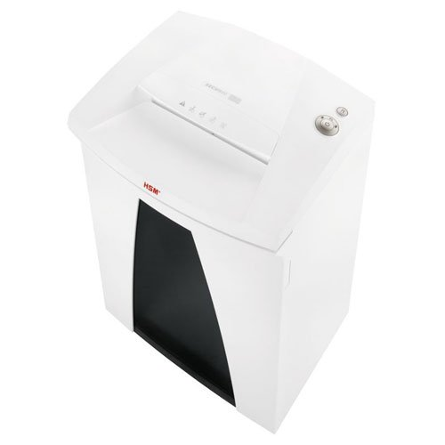 Level Micro Cut Sheet Shredder HSM Image 1