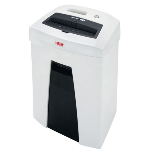 HSM Securio C16c Level P-4 Cross Cut Office Shredder (HSM-1902) Image 1