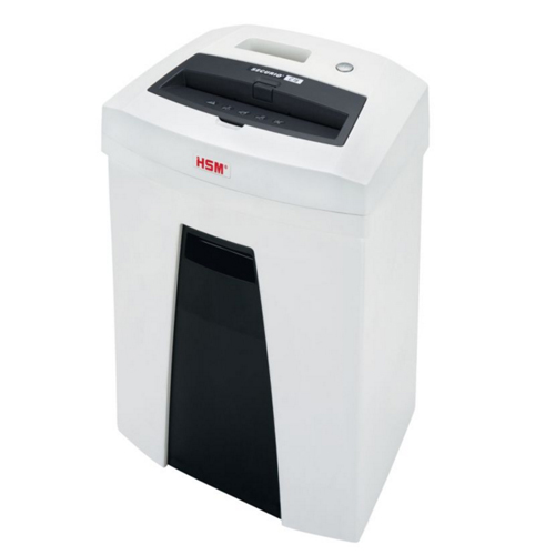 Securio Level Strip Cut Office Shredder HSM Image 1