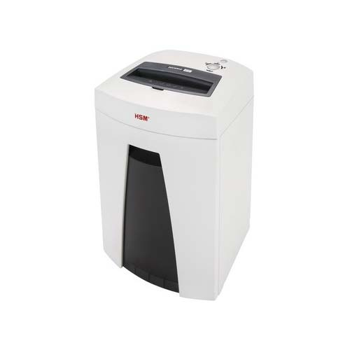 HSM Securio C18c Level P-4 Cross Cut Office Shredder (HSM-1913) Image 1