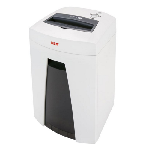 HSM Securio C18s Level P-2 Strip Cut Office Shredder (HSM-1910) Image 1