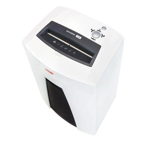 HSM Securio C18c Level P-5 Micro-cut 8-9 Sheet Shredder (HSM1912) - $488.94 Image 1