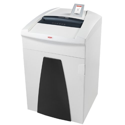HSM Securio P36ic IntelligentDrive Level P-6 Cross-Cut High-Security Shredder (HSM1855) Image 1