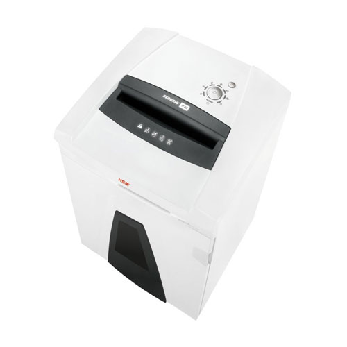 HSM Securio P44c Level P-4 Cross-cut 43-46 Sheet Shredder - HSM1873 (HSM-1873) Image 1