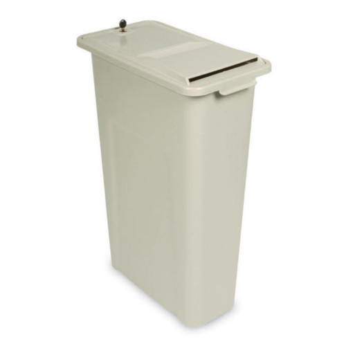 "HSM Shredinator 24"" Shred Bin (HSM-24shredll-44-720D) Image 1"
