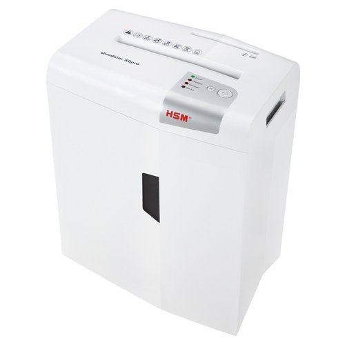 HSM Shredstar X6pro Level P-5 Micro-Cut Shredder with CD Slot (HSM1046) Image 1