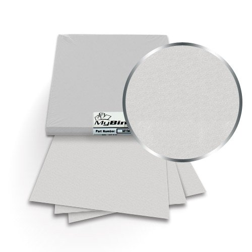 Ice Silver Metallics Binding Covers Image 1
