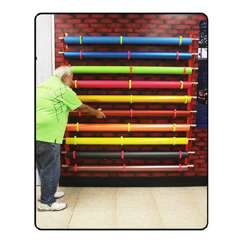 Mondo Raxx Jumbo Mountable Media Roll Storage (MJ1000) Image 1