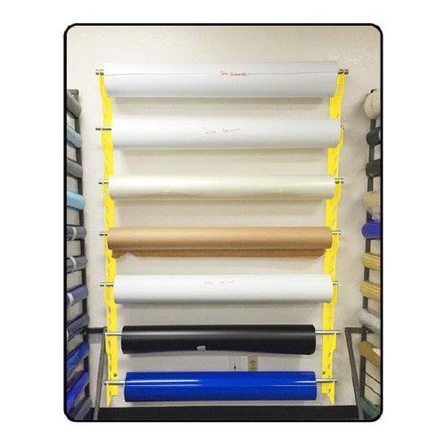 Mondo Raxx Jumbo Mountable Banner Material Storage (MJHD2000), Brands Image 1
