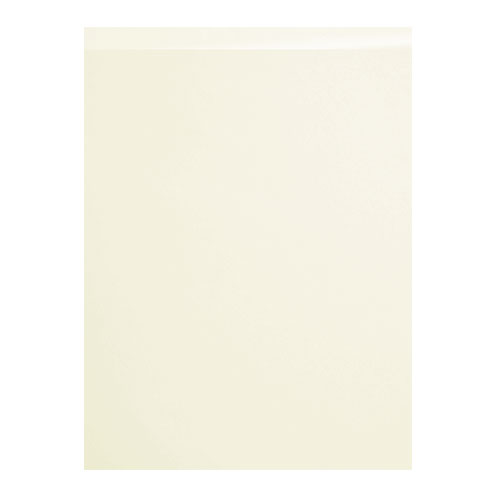 """Indent 90lb 9"""" x 12"""" Ivory Reinforced Edge Paper - 2000 Sheets (RE90IVORY12X9) Image 1"""
