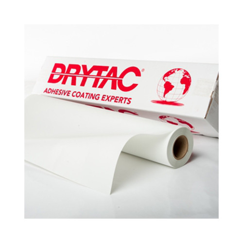 "Drytac Interlam Pro Matte UV 4mil 61"" x 150' PS Overlaminating Film (ILM61150) Image 1"