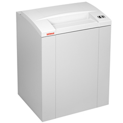 "Intimus 175CC3 5/32"" x 1-3/16"" Cross Cut Paper Shredder (297134)"