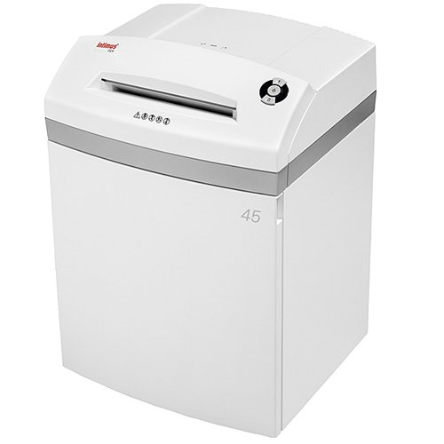 "Intimus 45CC3 5/32"" x 1 13/32"" Cross Cut Shredder (278154S1) Image 1"