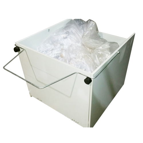 Intimus Waste Receptical with Wheels for 16.50 Industrial Shredders (71399) Image 1