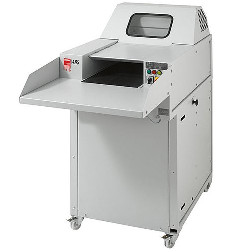 Intimus S14.95 6mm x 50mm Industrial Cross Cut Shredder (698924) - $10565 Image 1