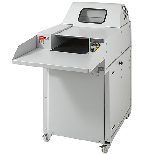 Intimus S14.95 6mm x 50mm Industrial Cross Cut Shredder (698924) Image 1