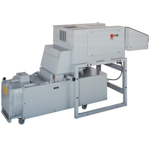 Intimus VZ14.00 2mm x 4.5mm Cross Cut Industrial Shredder with Baler (553914) - $55813.55 Image 1