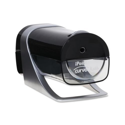 Westcott Curve Axis Heavy Duty Multi Size Pencil Sharpener (ACM15511) Image 1