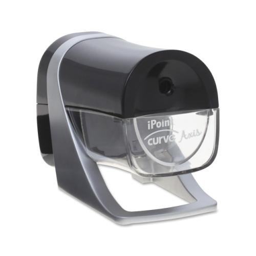 Black Pencil Sharpener Image 1