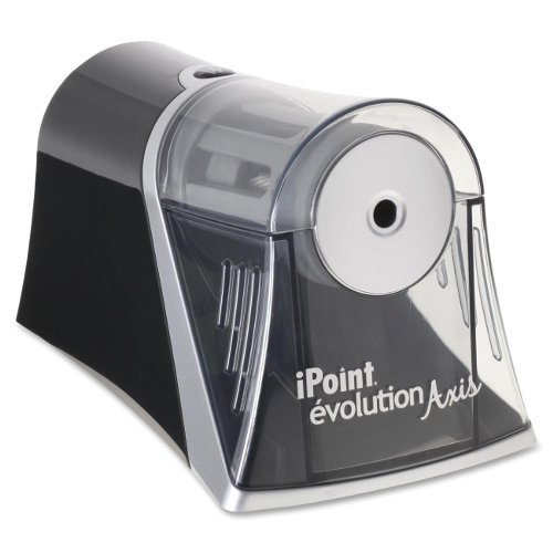 Westcott Evolution Axis Single Hole Heavy Duty Pencil Sharpener (ACM15510) Image 1