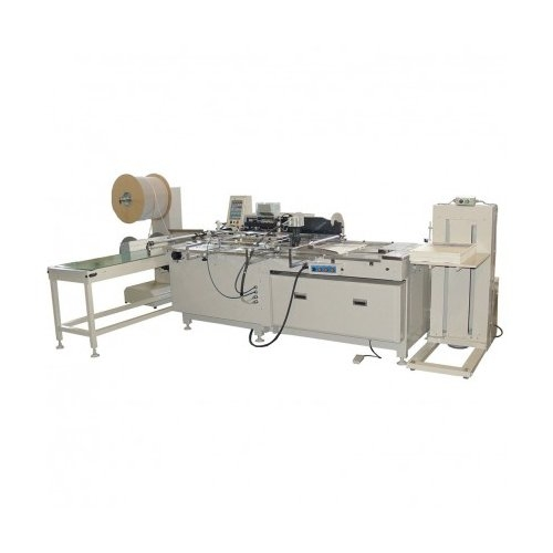 James Burn BB520P Speedbind Automatic Inline Punch and Wire Binding Machine (04JBBB520P) Image 1