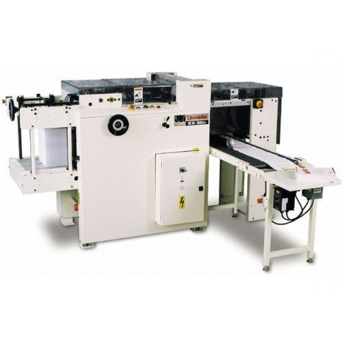 James Burn EX380 High Speed Automatic Punch with Conveyor (04JBEX380+CON) - $61150 Image 1
