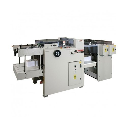 James Burn EX610D Duplex Automatic Punch with Board Feedeer (04JBEX610D) Image 1
