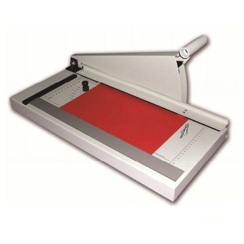 Onglematic O3 Manual Guillotine Index Tab Cutter (ONGLEMATICO3) Image 1
