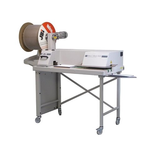 James Burn Wire-O Bind 3000 Semi-Automatic Binding Machine (04JBWOB3000) Image 1