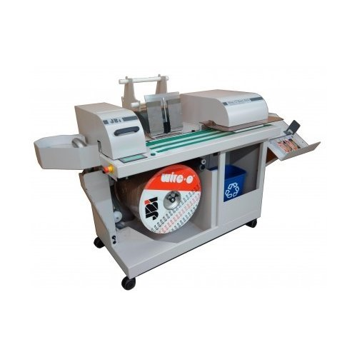 James Burn Wire-O Bind WOB 3500 Semi-Automatic Binding Machine (04JBWIREOBIND)