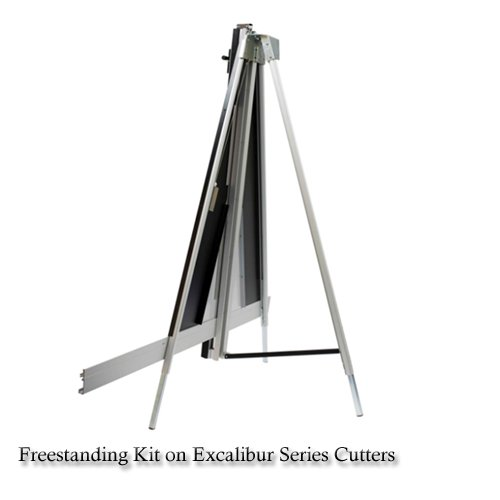 "Keencut Freestanding Kit for 65"" SteelTrak, Excalibur 1000X and 5000 (66002) Image 1"