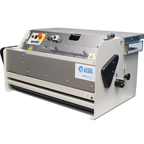 James Burn Table-Top Electric Automatic Coil Inserter and Crimper (KOILMATIC) - $16990 Image 1