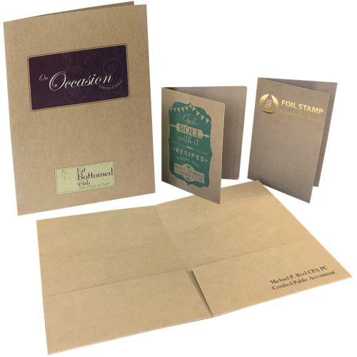 Printed Chipboard Covers Image 1
